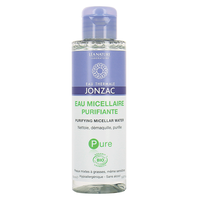 Zuiverend Micellaire Water -150 ml_image